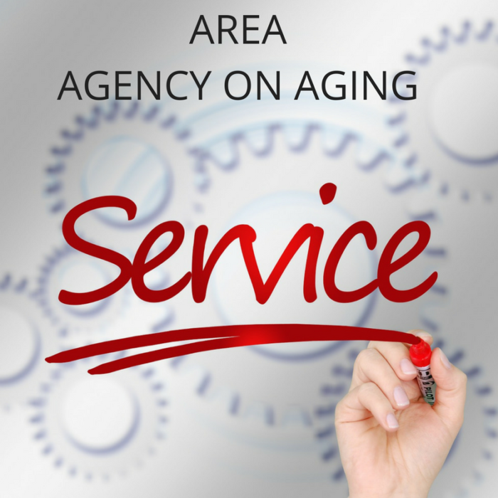 AREA AGENCY ON AGING – SERVICES